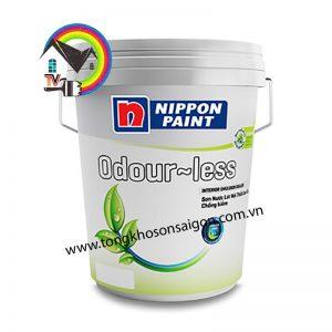 Sơn Lót Nippon Odourless Sealer