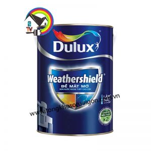 Sơn Nước Ngoại Thất Dulux Weathershield