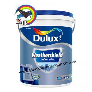 Sơn Lót Cao Cấp Ngoài Trời Dulux Weathershield