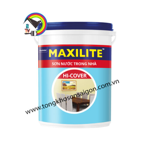 sơn maxilite hicover trong nhà