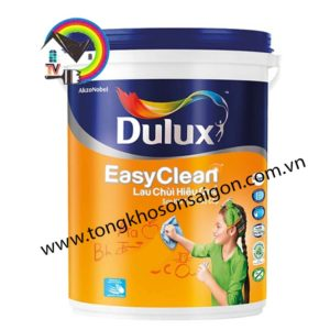 sơn nội thất dulux easyclean lau chùi hiệu quả