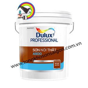 sơn nội thất dulux A500